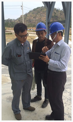 filtration system consultation consulting in Thailand