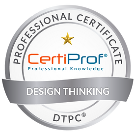 CertiProf-Badge-Design thinking.png