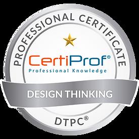 CertiProf-Badge-Design thinking.png