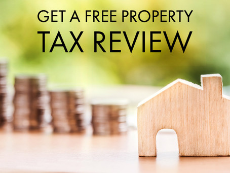 Commercial Property Owners:  Are you being overcharged for your Property Taxes?
