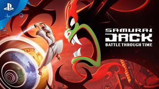 Samurai Jack Battle Through Time