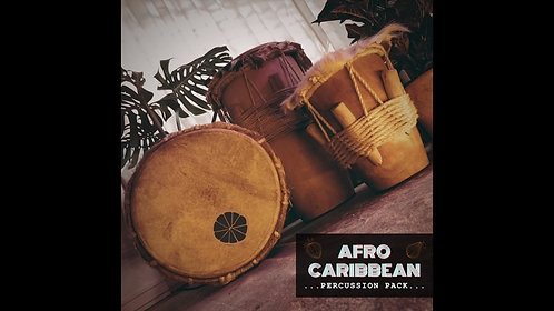 Afro Caribbean Percussion Pack