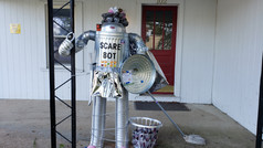 Scare Bot