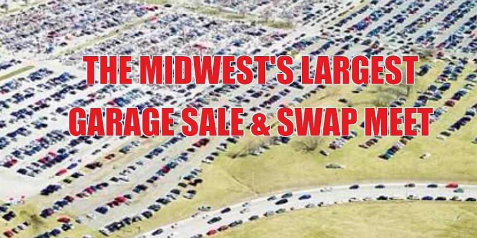 13th Annual Garage Sale and Swap Meet