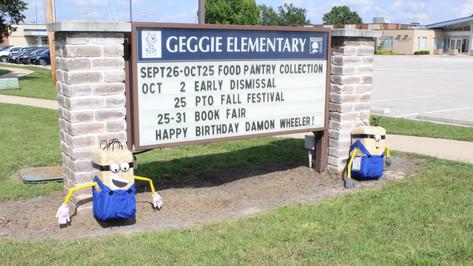 Geggie Elementary