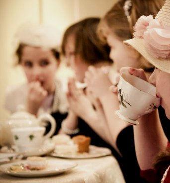 Child's  (12 under) Afternoon Tea