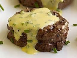Filet with Bearnaise for 2