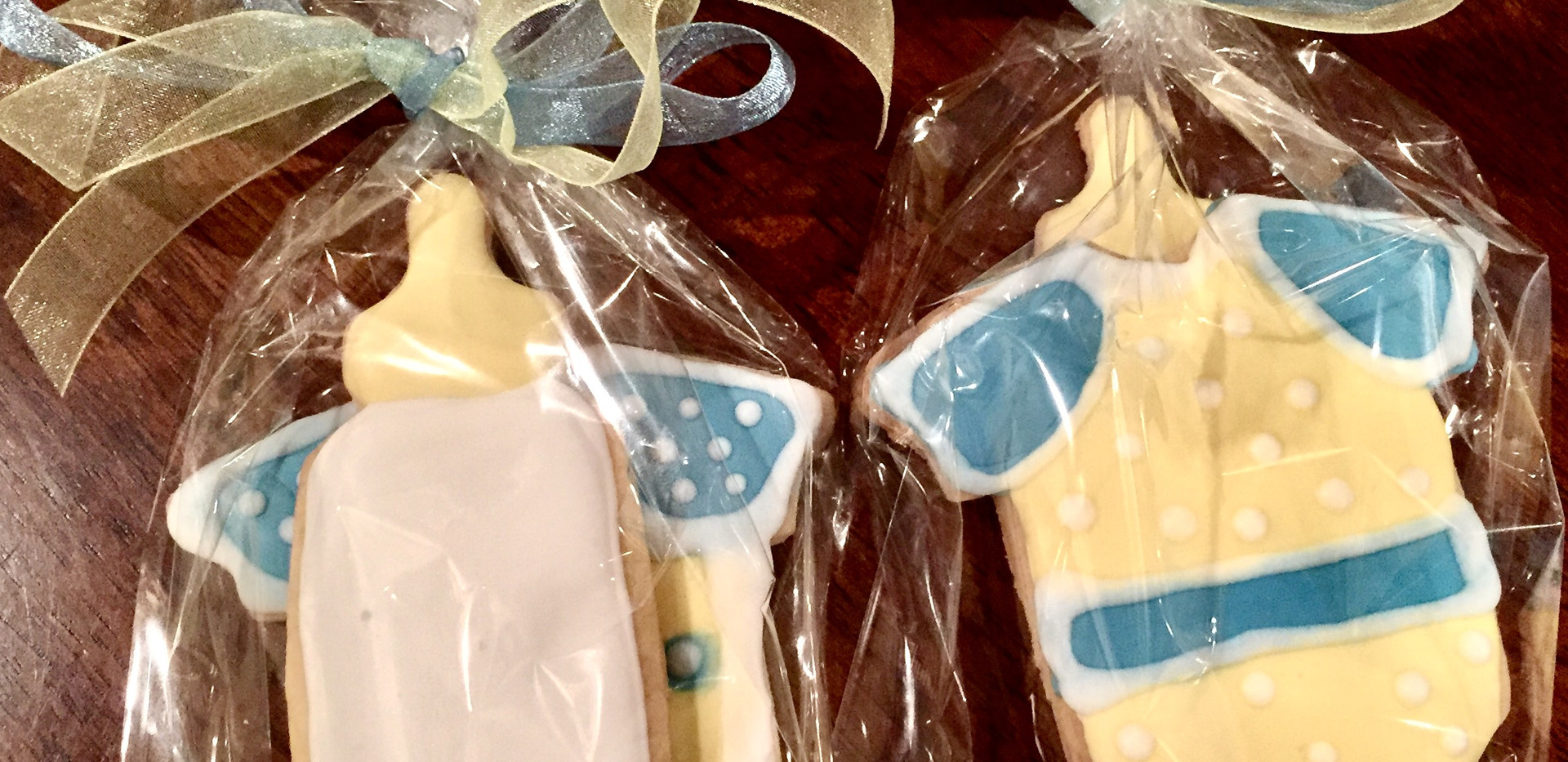 baby shower cookie gifts