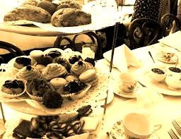 Afternoon Tea with tax & gratuity $34.63