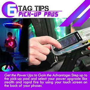 Tag Tips Pick Up Pads