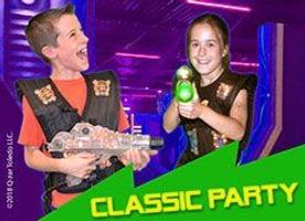 Q-Zar Classic Party