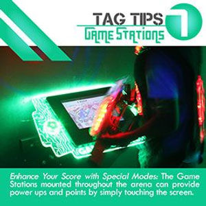 Tag Tips Game Station