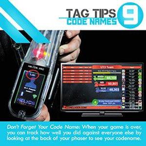 Tag Tips CodeNames