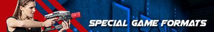 Q-Zar Toledo Helos Pro Game Formats Special games banner