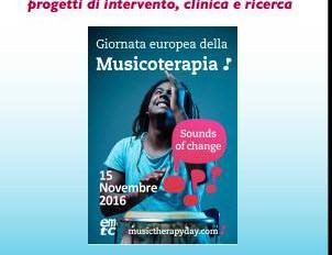 """""""Musicoterapia: progetti di intervento, clinica e ricerca"""": un convegno a Rovereto in occa"""