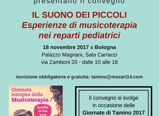"""""""Il suono dei piccoli"""": a Bologna un convegno sulla musicoterapia nei reparti pediatrici"""