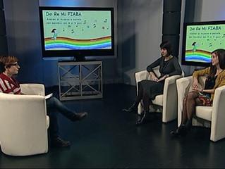 """""""Do Re Mi FIABA"""" in TV!"""