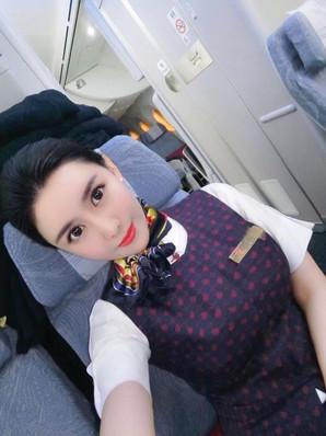 北京🥳国航✈️空姐