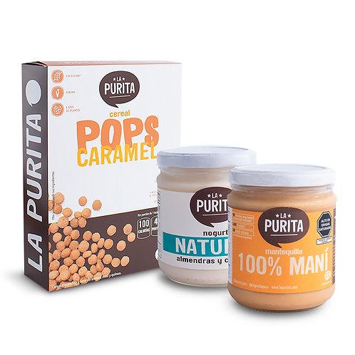 Pack Desayuno Pops