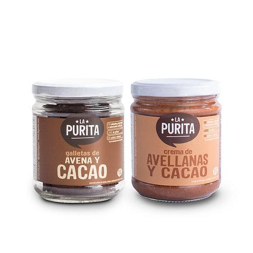 Packs amantes del cacao