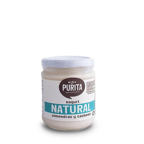 Nogurt Natural - de Almendras y Cashews 330g