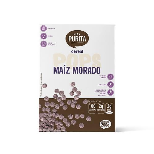 Cereal POPS Maíz Morado 200g