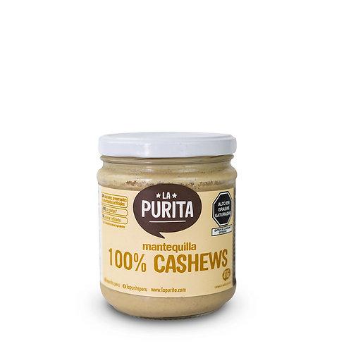 Mantequilla 100% Cashews 410g