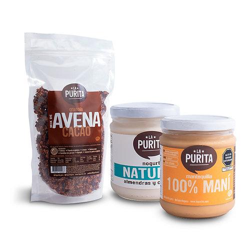 Pack Desayuno Granolas