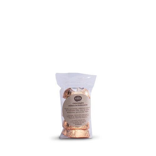 Chocolates rellenos de Frutos Secos - Pack x 30 Unidades