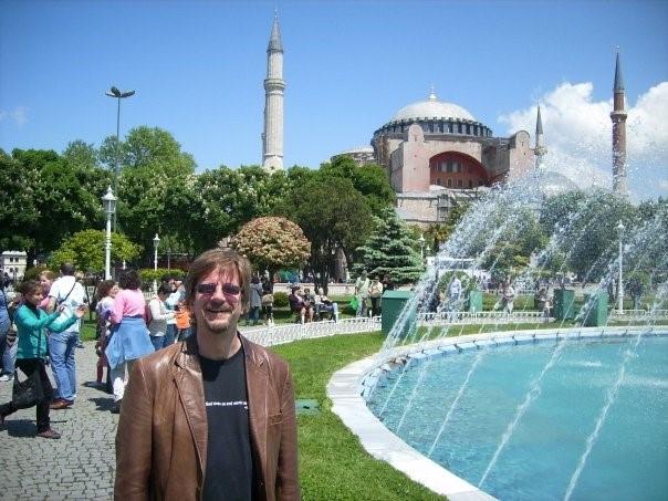 Near the Hagia Sophia, Istanbul