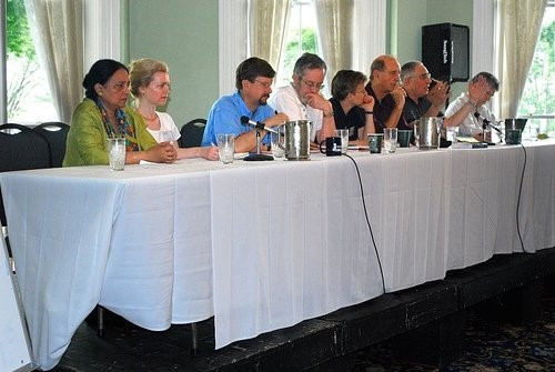 Final panel from the 2009 IRAS conference