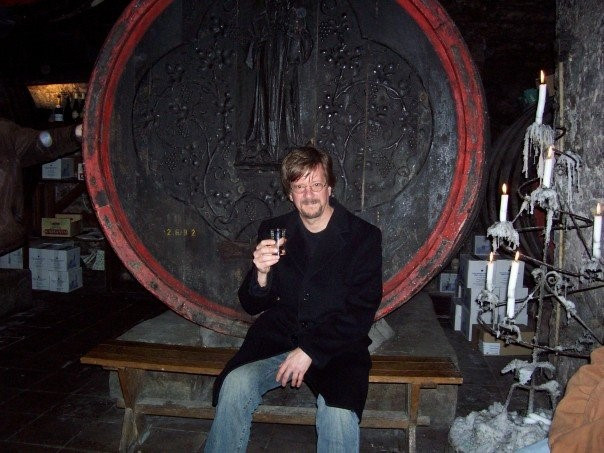 Wine tasting in the Czech Republic