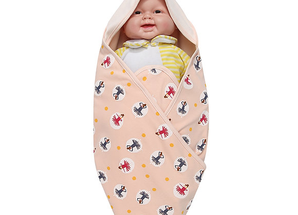 Colorland Dylan Baby Swaddle Blanket