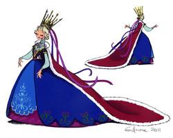 WEDDING/COURT Full Dress