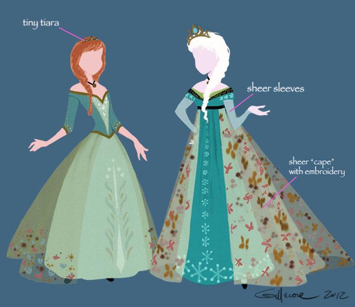 Anna/Elsa Concepts_Spring