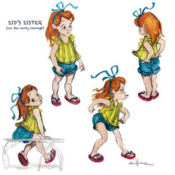 Sid's Sister