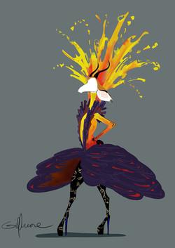 Lava Lady