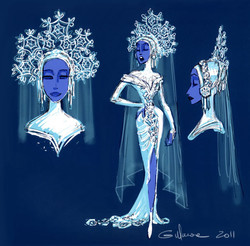 Snow Queen 3_Glamour