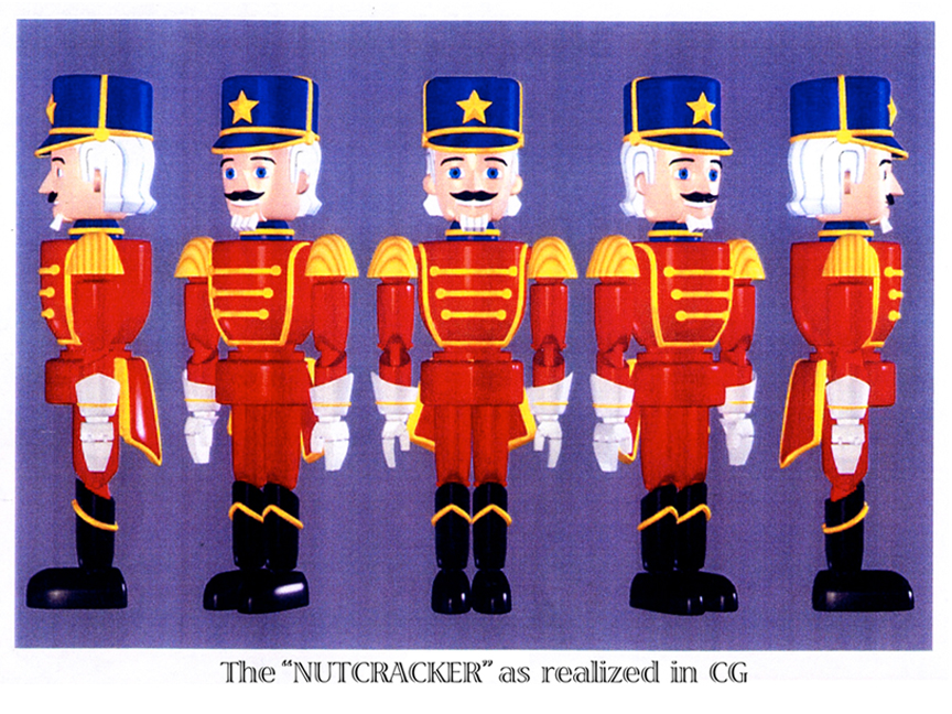 The NUTCRACKER  (B)