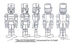 The NUTCRACKER  (A)