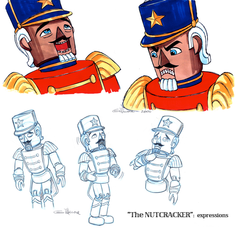 The NUTCRACKER  (C)