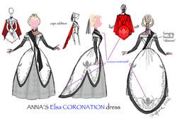 Anna Gown (CORONATION seq.)