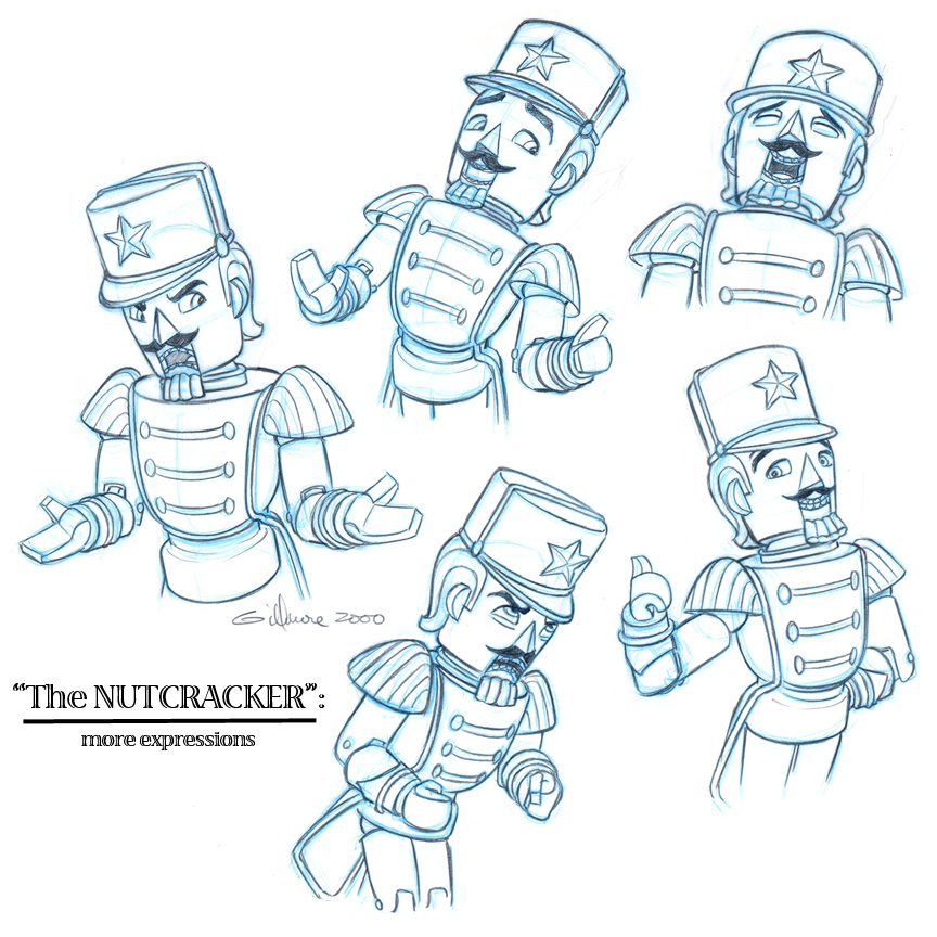 The NUTCRACKER  (D)