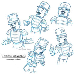 The NUTCRACKER  (D)