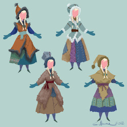 "Anna ""Patchwork"" Variations"