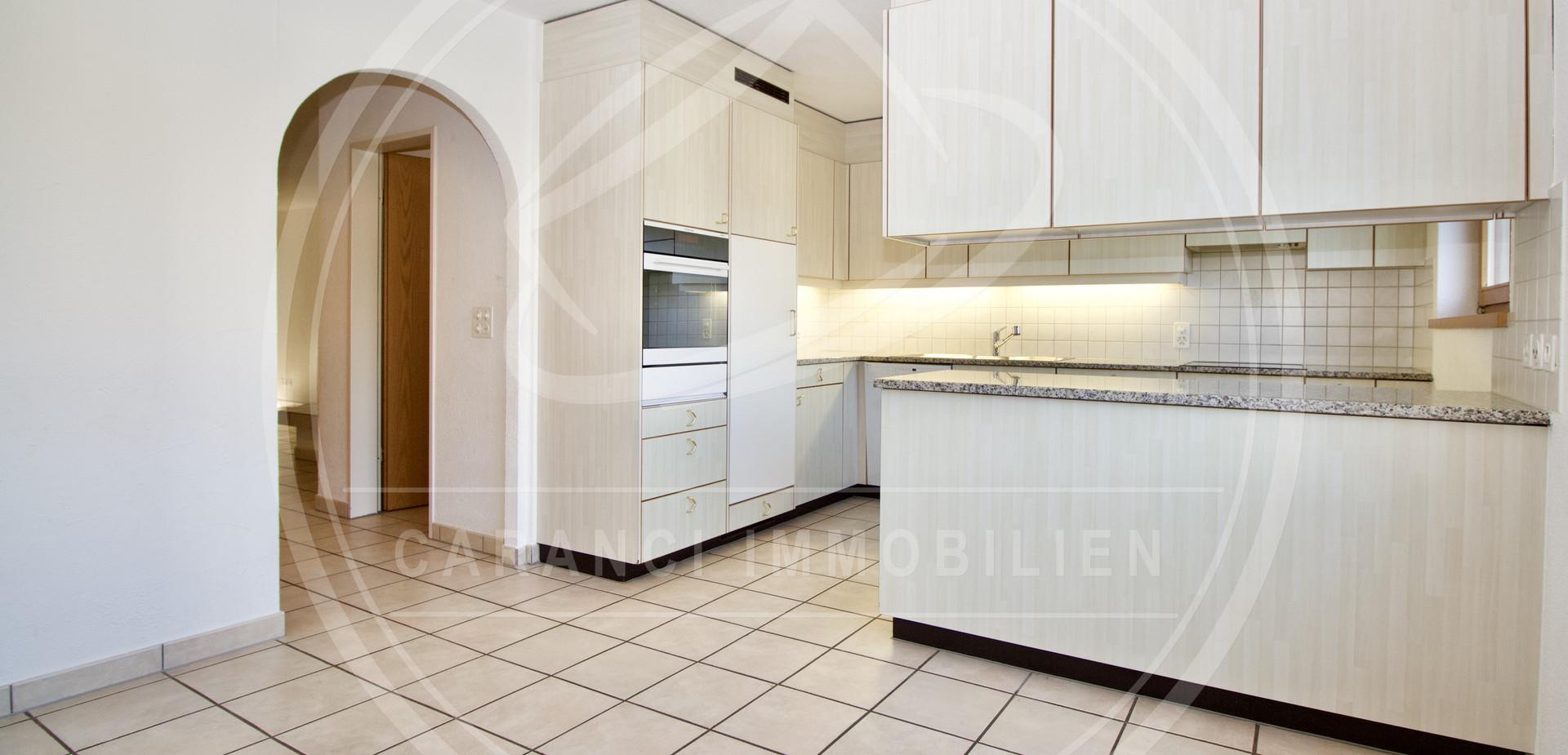 Caranci Immobilien - Tägerig Parterrewohnung