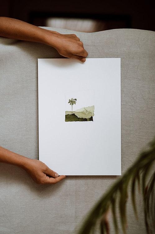 Art Prints - PALM