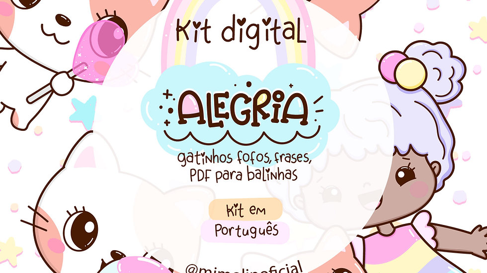 Kit digital Alegria