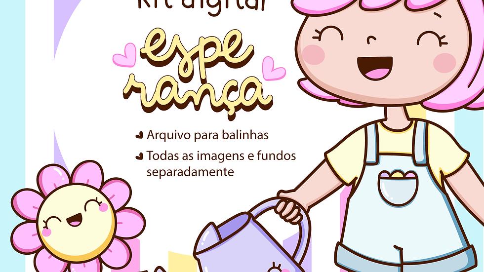 Kit digital Esperança