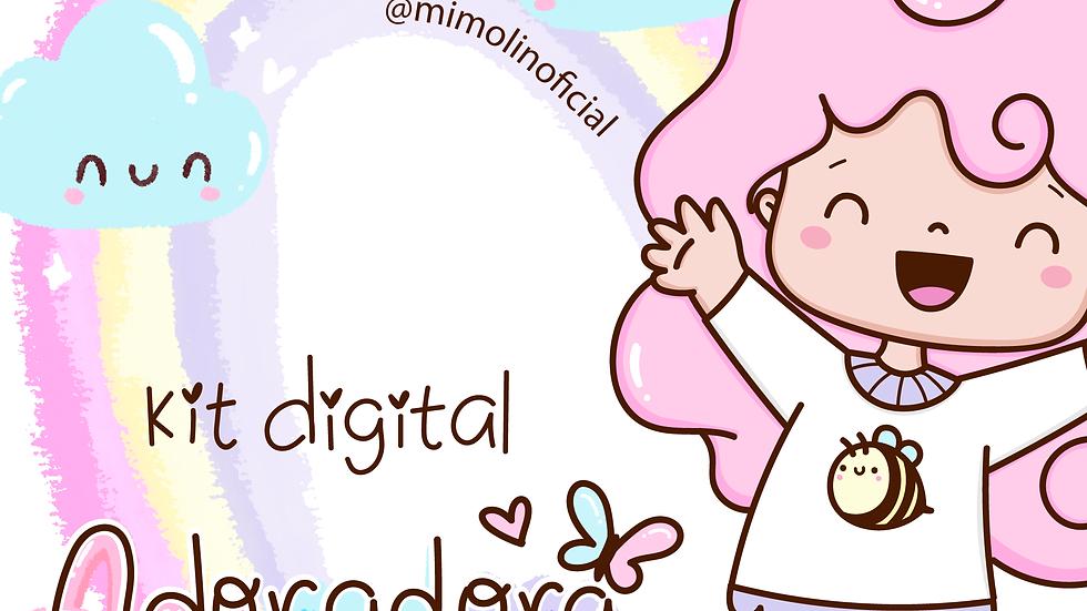 Kit digital Adoradora